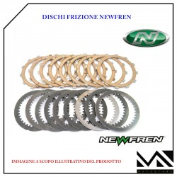 FRIZIONE MOTO BETA RR 4T ENDURO 480 COMPLETA NEWFREN F1326AC