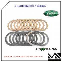 FRIZIONE MOTO BETA RR 4T ENDURO 498 COMPLETA NEWFREN F1326AC