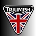 Adesivi Triumph